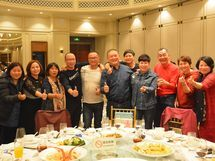 Huahong Company Annual Meeting Of Mac Always with Friends