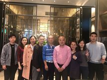 Huahong Business Training Group Photo